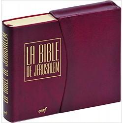 LA BIBLE DE JERUSALEM -...