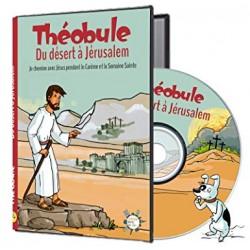 DU DESERT A JERUSALEM - DVD...