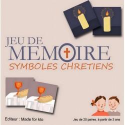 JEU DE MEMOIRE - SYMBOLES...