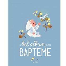 Le bel album de mon baptême