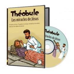 LES MIRACLES DE JESUS - DVD...
