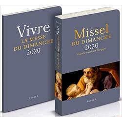 MISSEL DU DIMANCHE 2020...