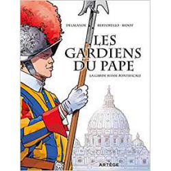 LES GARDIENS DU PAPE - LA...