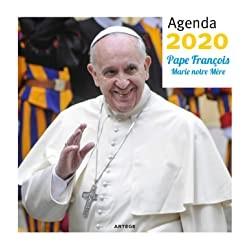 AGENDA 2020 PAPE FRANCOIS -...
