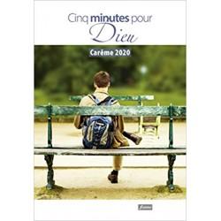CINQ MINUTES POUR DIEU -...