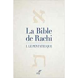 LA BIBLE DE RACHI - TOME 1...