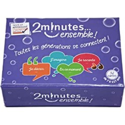 2 MINUTES ENSEMBLE ! LE JEU...