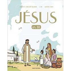 JESUS EN BD, LE RECIT D'UNE...